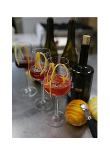 Maridaje La Flor de Margot  + Vin-Tonics
