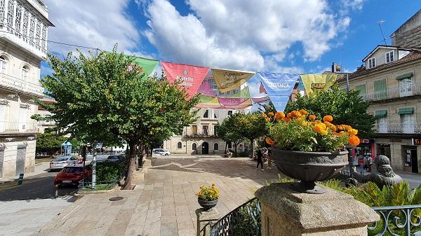 Plaza Mayor de O Carballiño