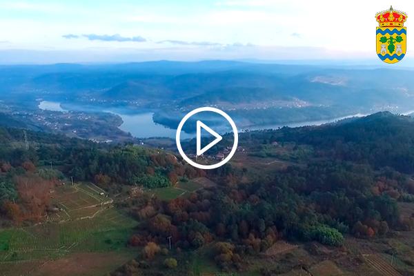 imagen descriptiva del enlace al vídeo del concello de Cenlle
