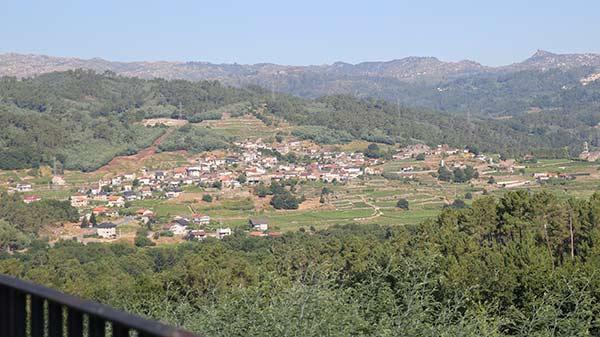 vista exterior de aldea